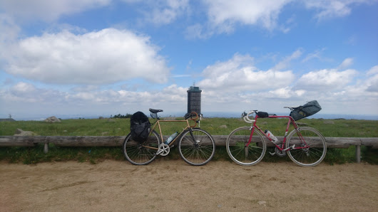 Brocken rocken - Tag 3 - JugendstilBikes