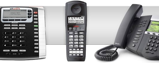 VOIP Phones for IP PBX systems from Avaya and Polycom