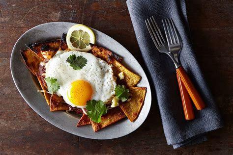 Quick Red Chilaquiles Recipe