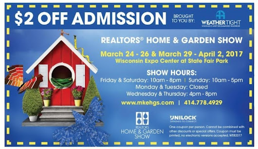 Join us at the 2017 Realtors Home and Garden Show | Accurate Basement Repair