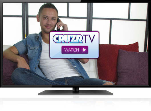 Gay chat, watch and chat LIVE on Cruzr TV