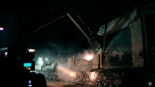 Pudu Jail Demolition - 21.06.2010
