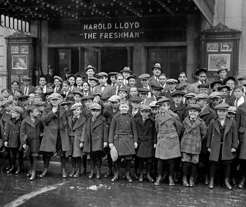 Ser criança no início do Século XX não era nada fácil 20