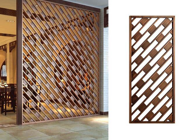 divider design room Laser  cut screens Gallery