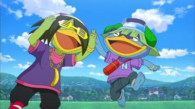 アニメ妖怪ウォッチ 第97話 感想 Part3 Djノガッパが新妖怪のカッパー