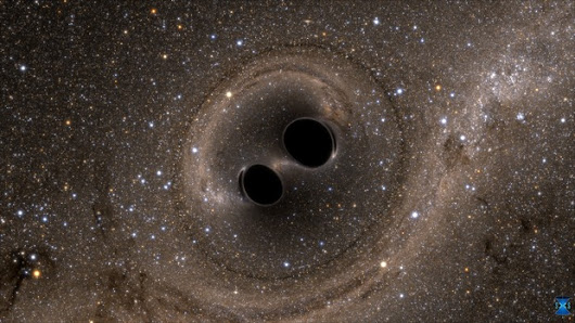 Gravity Waves Detected! Historic LIGO Success Strikes Chord with Larry Smarr