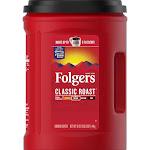 Folgers Classic Roast Ground Coffee, 51 oz.