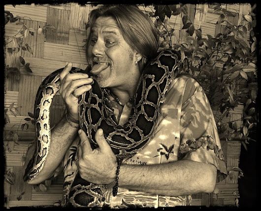 Travel & Always Take The Time To Lick A Snake ⋆ The Wandering Hippy - Saddlebag Reflections and Rock & Roll