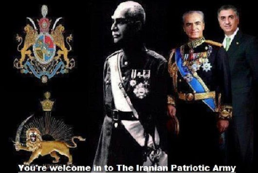 The Iranian Patriotic Army - You're welcome in to The Iranian Patriotic Army