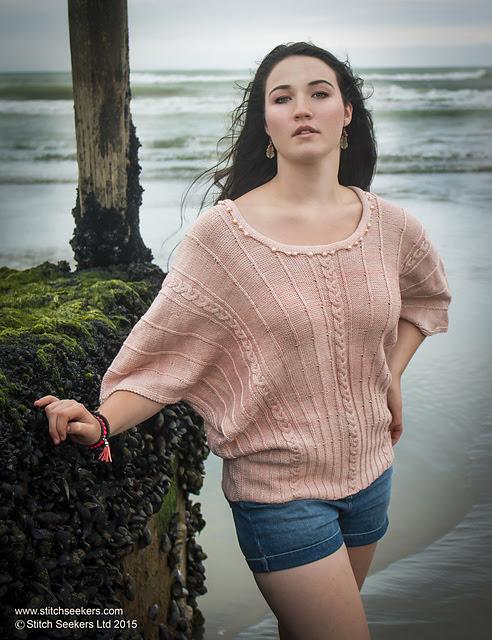 chandail femme tricot
