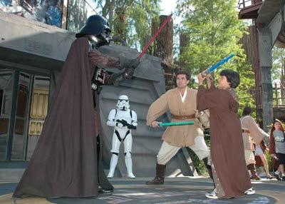 Instructions - Jedi Training Academy at Hollywood Studios | Magic Family Getaways