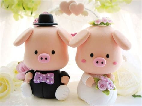 16 Cute Animal Wedding Cake Toppers ? Cheap Unique Holiday