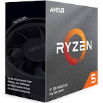 AMD Ryzen 5 3600 3.6 GHz 6-Core Processor - 3 MB - Socket AM4 - Retail