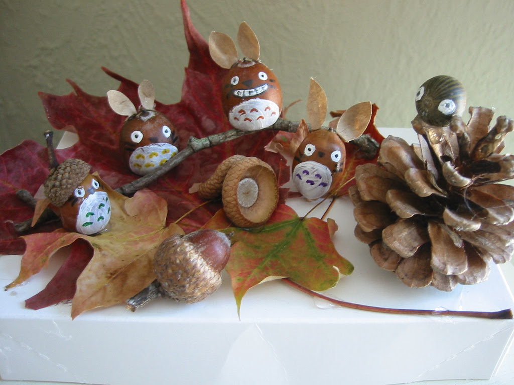 4 DIY Autumn Home Decor Craft Ideas Using Leaves