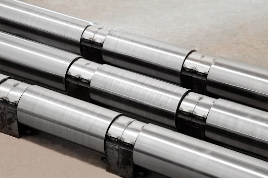 Continuous Slab Caster Drive Roll Life Increased By As Much As 40%. | Corewire