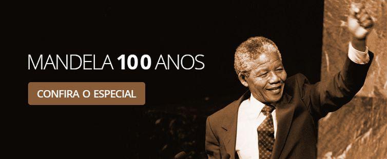Mandela 100 anos