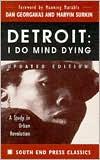 Detroit by Dan Georgakas: Book Cover