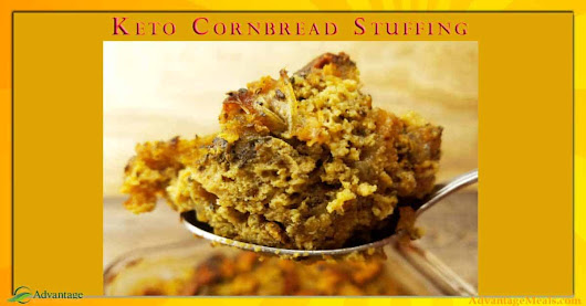 Keto Stuffing for your Keto Holidays