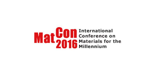 International Conference on Materials for Millennium - Matcon 2016 - CusatXpress