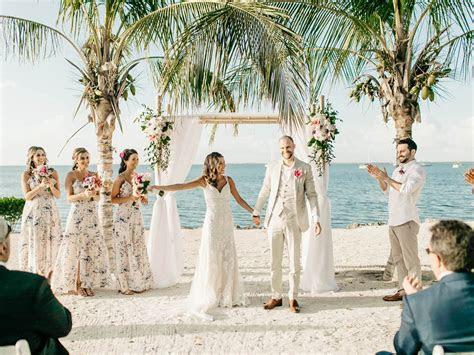 Florida Wedding Venues Best Florida Keys Wedding Venues in