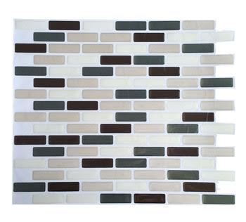 House Front Wall Tiles Design Hot Melt Mosaic Tile High Quality