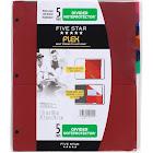 Five Star Flex NoteProtector Binder Insert 5 Tabs