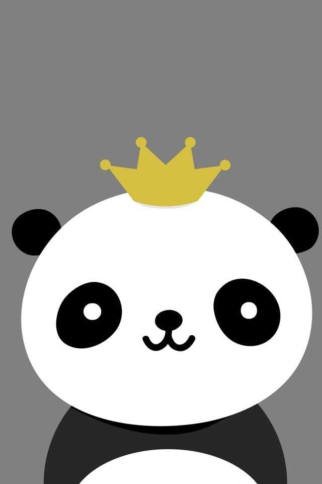 73 Gambar Animasi Panda Lucu Dan Imut Paling Bagus