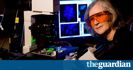 Elizabeth Blackburn on the telomere effect: 'It's about keeping healthier for longer' | Science | The Guardian