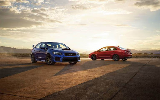 2018 Subaru WRX | New & Used Cars | Local Subaru Dealership near North Aurora, IL