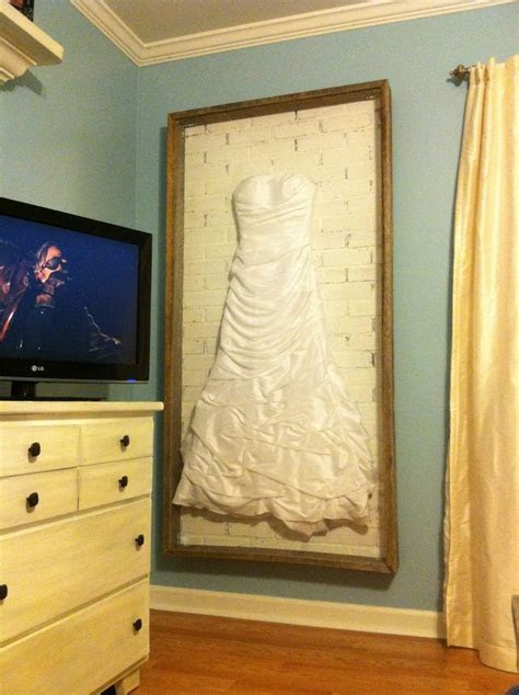 25  best ideas about Wedding dress display on Pinterest