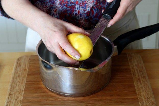 Prepara la crema