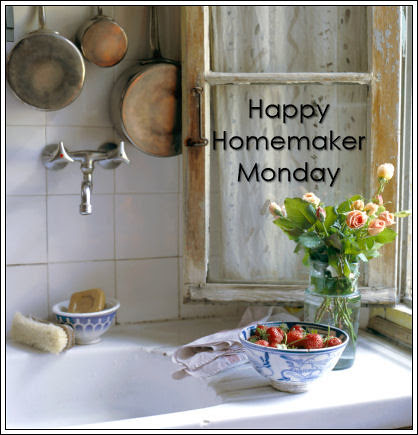 Happy Homemaker Monday, Jan. 23, 2017