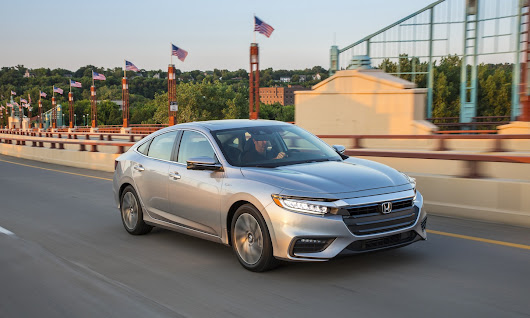 Beautiful Efficiency is Defined By The 2019 Honda Insight