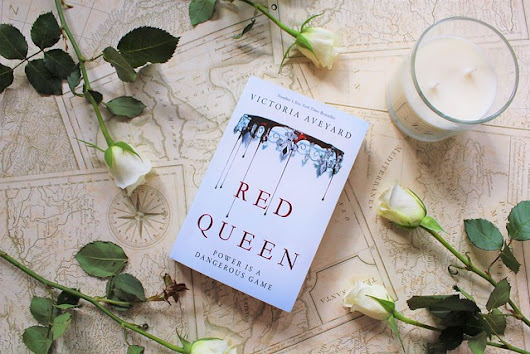 Book Review - Red Queen Series by Victoria Aveyard