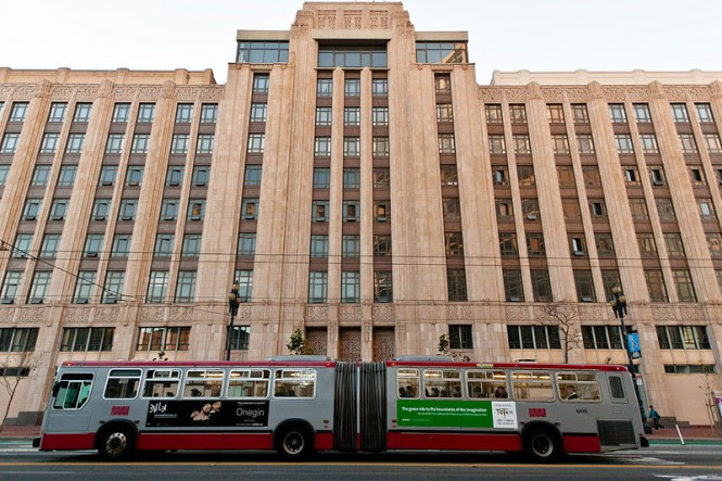Twitter HQ San Fransisco