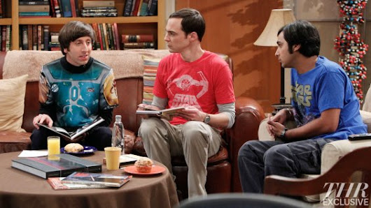 Big Bang Theory to get special Star Wars episode with help from Lucasf