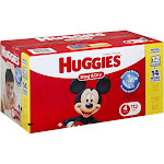 Huggies Snug & Dry Diapers, Disney Baby, Size 4 (22-37 lb) - 112 diapers