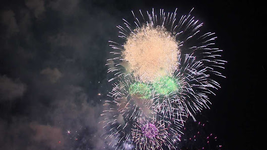 List of Fourth of July fireworks displays in Massachusetts