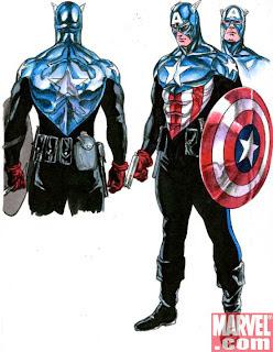 Alex Ross Captain America