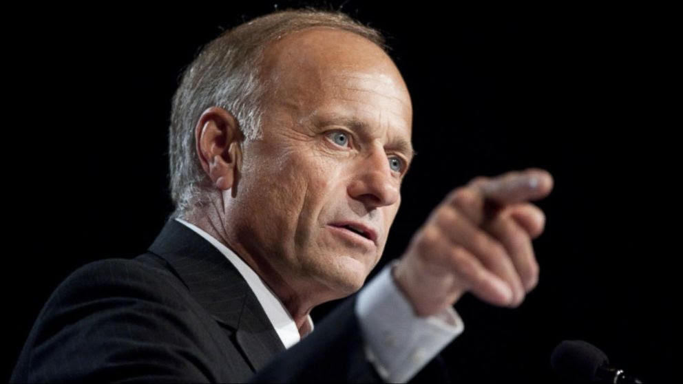 Image result for Rep. Steve King