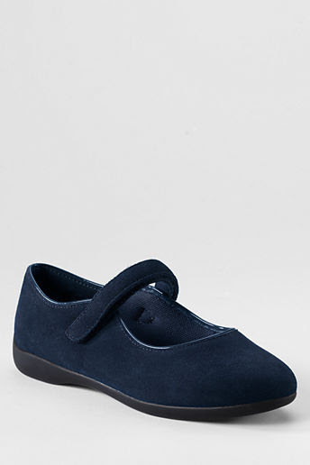 Girls' Unit Bottom Mary Jane Shoes - Classic Navy, 6