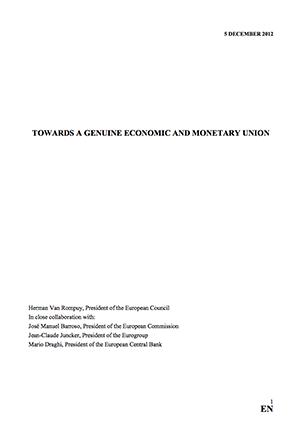 EU-Strategiepapier Cover