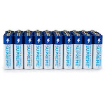 Prince & Spring AA Supreme Batteries - 40 Count Superior Performance