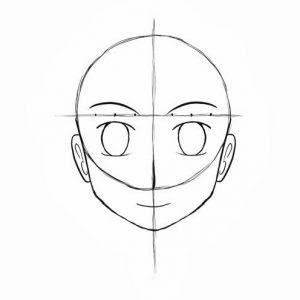 Cara Melukis Muka Kartun dan Anime 15 Langkah Mudah