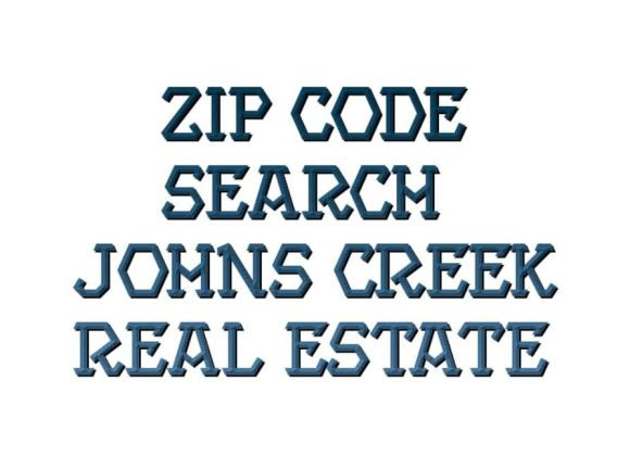 Johns Creek Real Estate Search