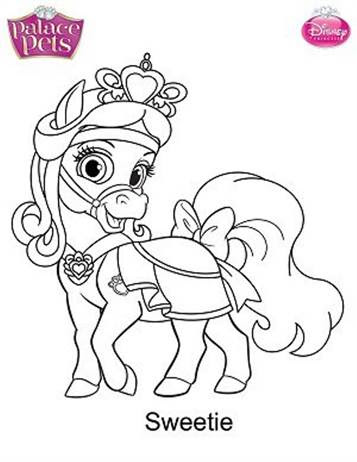 900 Top Coloring Pages Disney Princess Palace Pets For Free