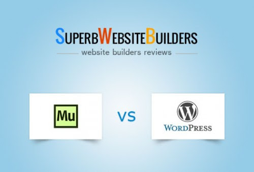 Adobe Muse vs Wordpress | Head-to-Head Comparison