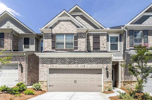 Taylor Morrison Abbotts Square Townhomes - At Home In Johns Creek