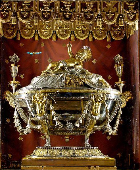 File: Holy Cradle SM Maggiore.jpg