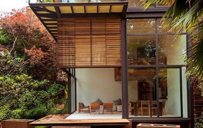 Desain Rumah Minimalis Gaya Jepang - Desain Rumah Minimalis